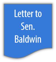 please use these letter templates in microsoft word to contact sen baldwin and sen johnson